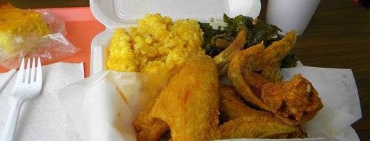 M&J's Soul Food is one of Baltimore Black Owned Businesses I Support.
