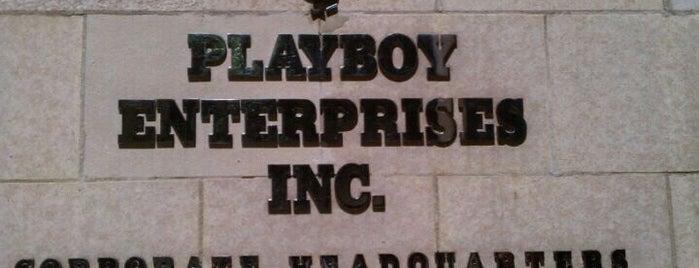 Playboy Enterprises, Inc. is one of x LA! x.
