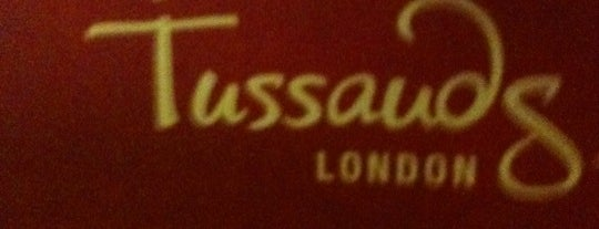 Madame Tussauds is one of Places to Visit in London.