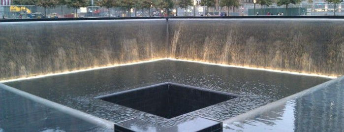 National September 11 Memorial & Museum is one of New York City's Must-See Attractions.