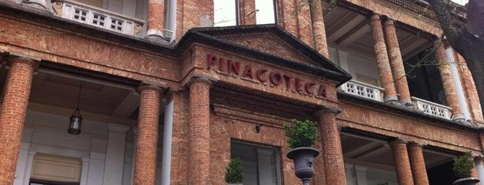 Pinacoteca do Estado de São Paulo is one of SP Cultural.