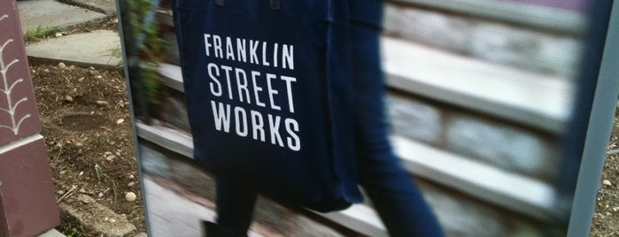 Franklin Street Works is one of Best of Stamford, CT! #visitUS.