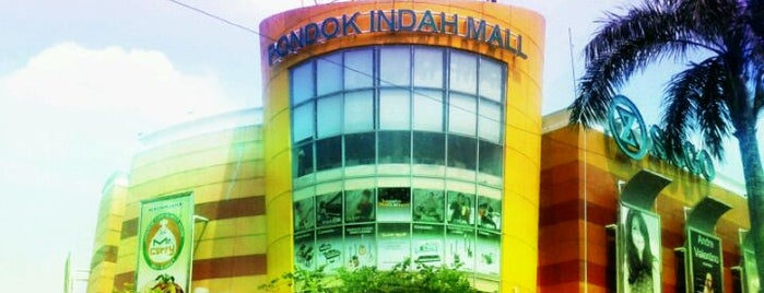 Pondok Indah Mall 2 is one of Enjoy Jakarta 2012 #4sqCities.