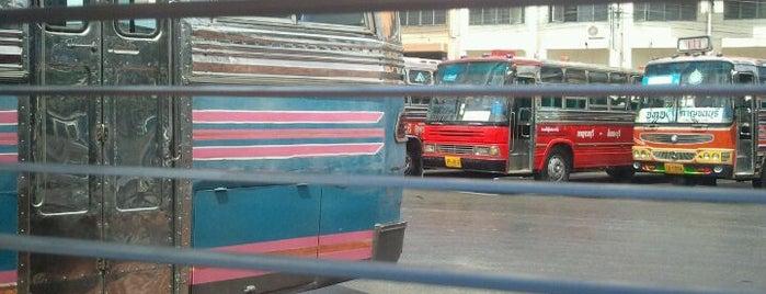 Kanchanaburi Bus Terminal is one of My TripS :).