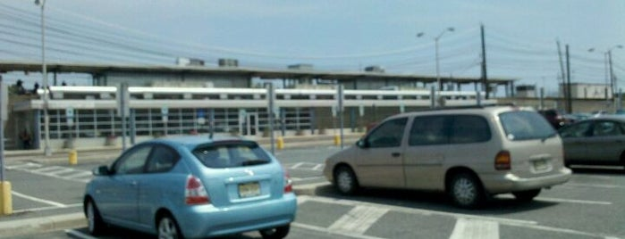 PATCO/NJ Transit: Lindenwold Station is one of New Jersey Transit Train Stations.