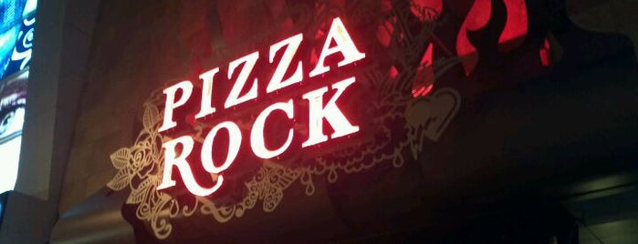 Pizza Rock is one of Top 10 favorites places in Sacramento, CA.
