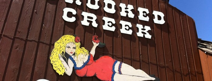 Crooked Creek Saloon is one of Best Bars in Colorado to watch NFL SUNDAY TICKET™.