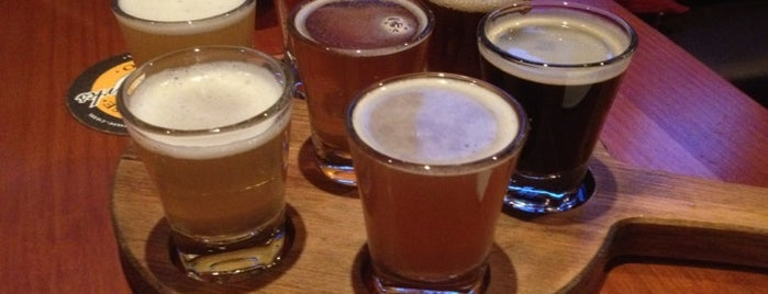Craftworks Taphouse & Bistro is one of Craft beer around the world.