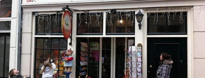 Tinkerbell toys & games is one of Kids Guide. Amsterdam with children 100 spots.