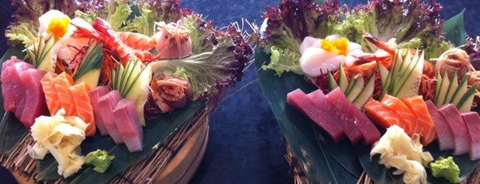 Sushi in Copenhagen