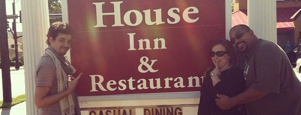 Beaver House is one of A Not So Tourist Guide to Statesboro, GA.