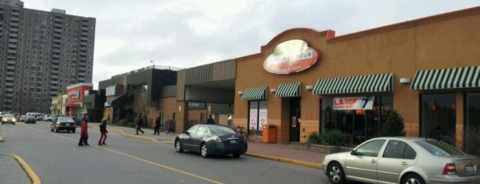 Woodside Square is one of Shopping malls of the Greater Toronto Area (GTA).