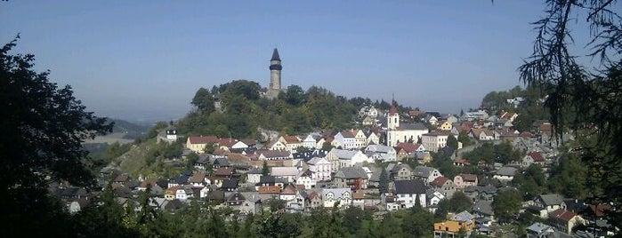 Jeskyně Šipka is one of Doly, lomy, jeskyně (CZ).