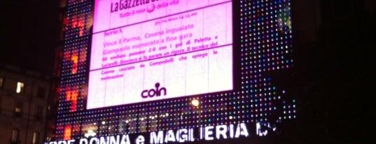 Coin is one of Milan City Badge - Milano da bere.