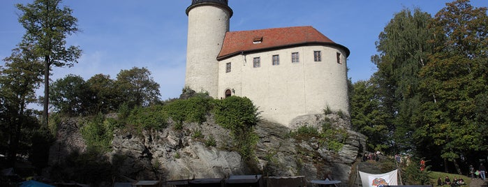 Burg Rabenstein is one of Burgen und Schlösser.