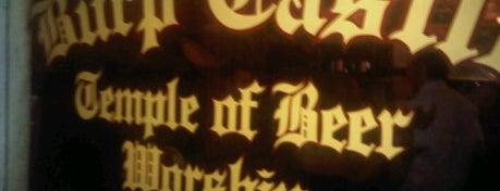 Burp Castle is one of Drink lots of good beer here.