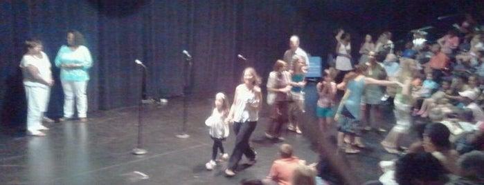 Hertz Stage is one of Atlanta's Best Performing Arts - 2012.