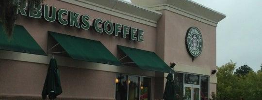 Starbucks is one of Must-visit Food in North Charleston.