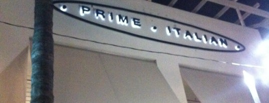 Prime Italian is one of 20 Favorite Restaurants.