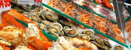 Sydney Fish Market is one of Sydney Eats.