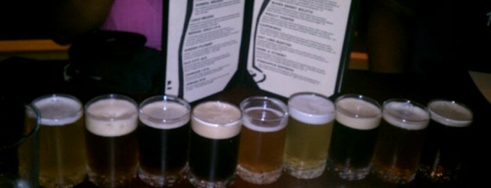 Triumph Brewing Company is one of Top Craft Beer Bars: Philly Edition.
