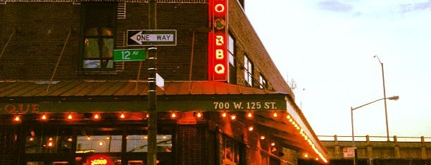 Dinosaur Bar-B-Que is one of BBQ Day.