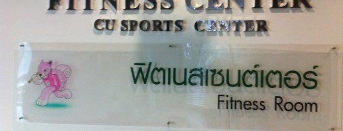 Chaloem Rajasuda Sport Center is one of Chulalongkorn University.