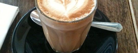 Caravan is one of London's Top 5 Coffee Shops.