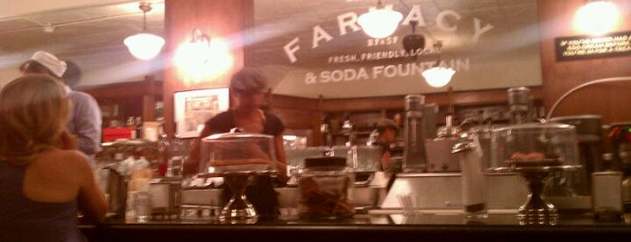 Brooklyn Farmacy & Soda Fountain is one of South Brooklyn.