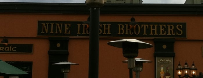 Nine Irish Brothers is one of Guide to West Lafayette's best spots.