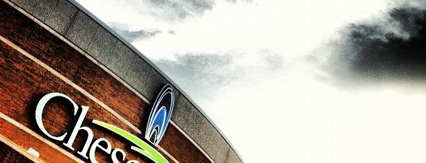 Chesapeake Energy Arena is one of Top Picks for Sports Stadiums/Fields/Arenas.