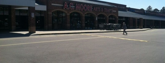 A.C. Moore is one of Gary's List.