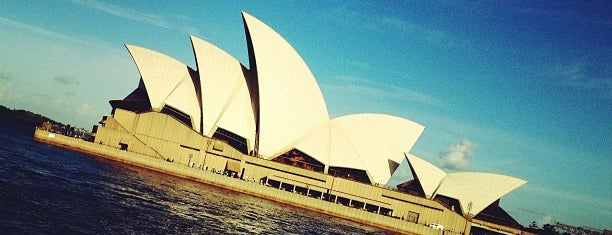 Sydney Opera House is one of Essential Sydney.