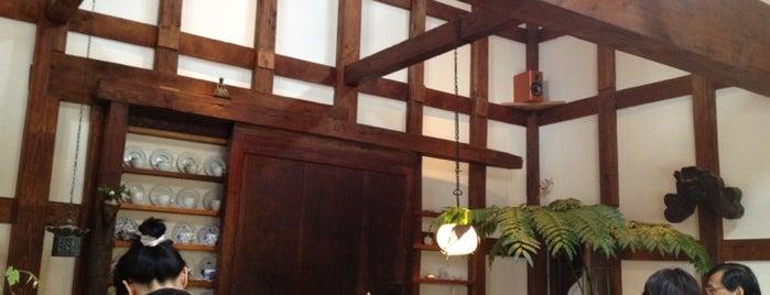 甍 (いらか) is one of 東急沿線 Cafe・カフェ・喫茶店.