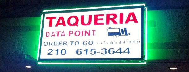 Taqueria Data Point is one of Amazing Plate of Food!.