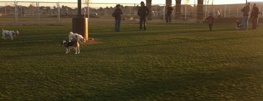 Sunset Dog Park is one of locals lv.