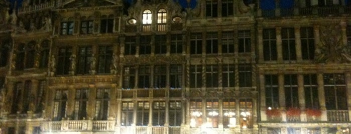 Grand Place / Grote Markt is one of Bruxelles.