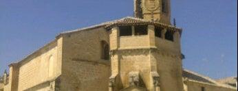 Iglesia de Santa María de los Reales Alcázares is one of 101 cosas que ver en Andalucía antes de morir.