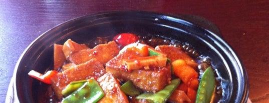 Garden Fresh Vegan Cuisine is one of Lunch Favorites.