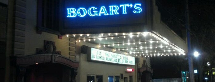 Bogart's is one of #VisitUS #VisitCincinnati.