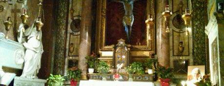 San Marcello al Corso is one of l'amore [a Roma] dice ciao.