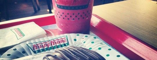 Krispy Kreme is one of Favorite Food.