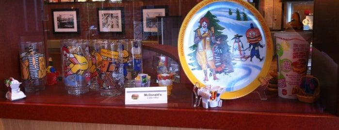 McDonald's (Big Mac Museum Restaurant) is one of PghToDo.