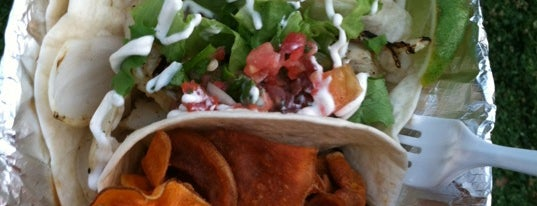 Shell's Coastal Cuisine is one of St. Louis food trucks.