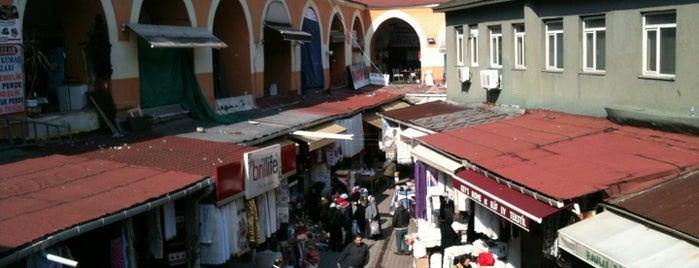 Tarihi Kürkçü Han is one of Shopping.
