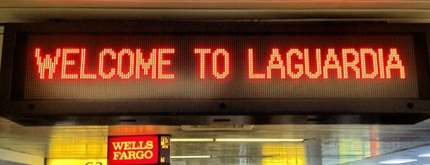 LaGuardia Airport (LGA) is one of Airports and hotels I have known.