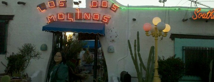 "Los Dos Molinos is one of Featured on PBS' ""Check, Please! Arizona""."