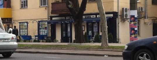 Belleville is one of Odessa's best café.