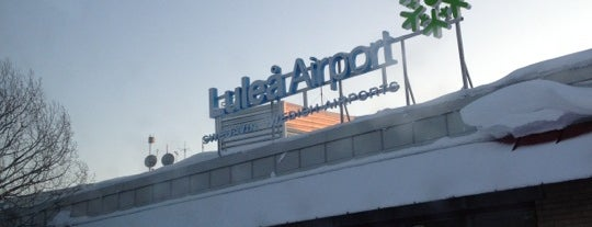 Luleå Airport (LLA) is one of Airports - Sweden.