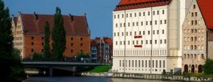 Qubus Hotel Gdansk is one of Noclegi i SPA #4sqcities.